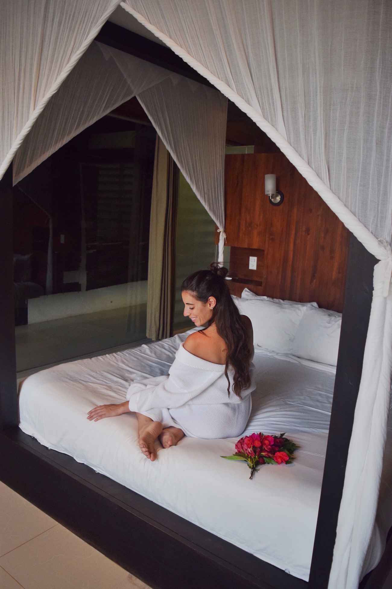Inside the rooms at Oxygen Jungle Villas