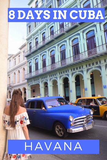 Great guide on where to eat stay and do while in Cuba and specifically Havana - Tessa Juliette | http://travelwheretonext.com/cuba