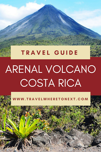The best travel guide to help you plan your trip to La Fortuna and the Lake Arenal area in Costa Rica. Where to stay in La Fortuna and the best things to do around Lake Arenal in Costa Rica.   Tessa Juliette | Travel Where to Next http://travelwheretonext.com