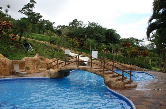 Where to enjoy hot springs in Arenal