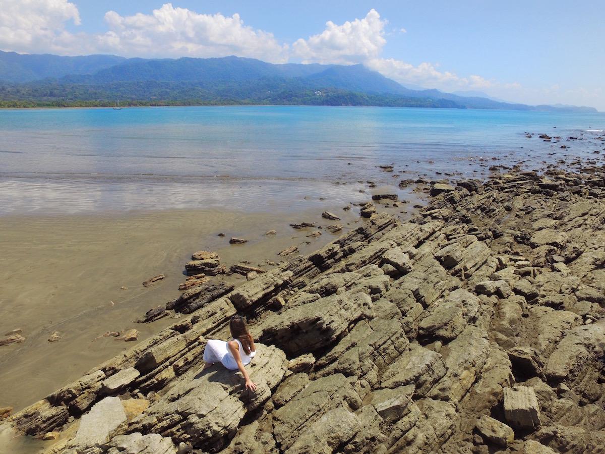 best beach costa rica