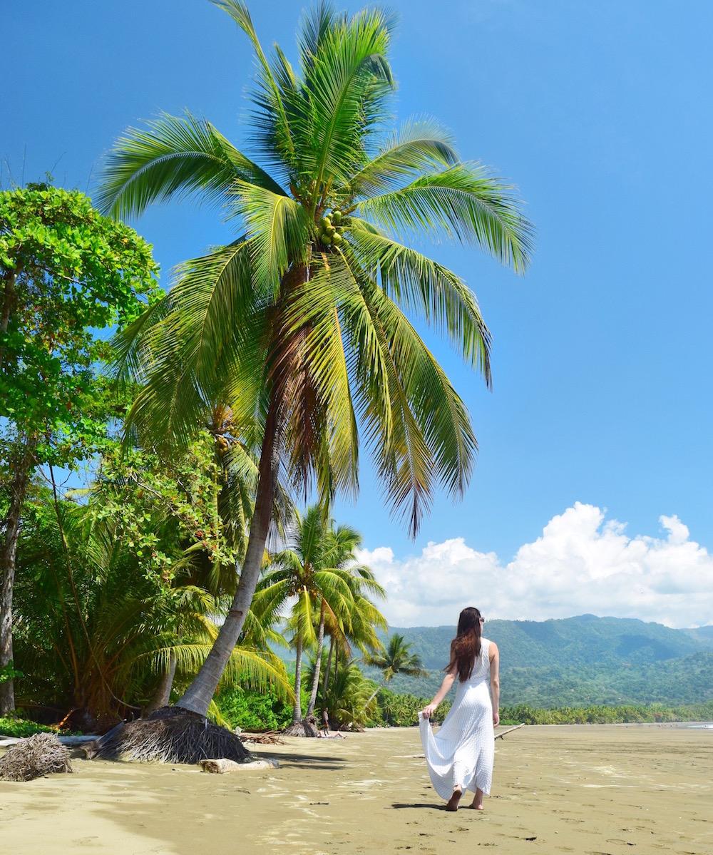 family friendly beach costa rica
