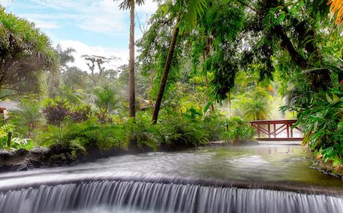 best hot springs in arenal