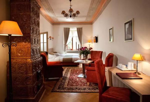 Family Suite | Hotel Santi