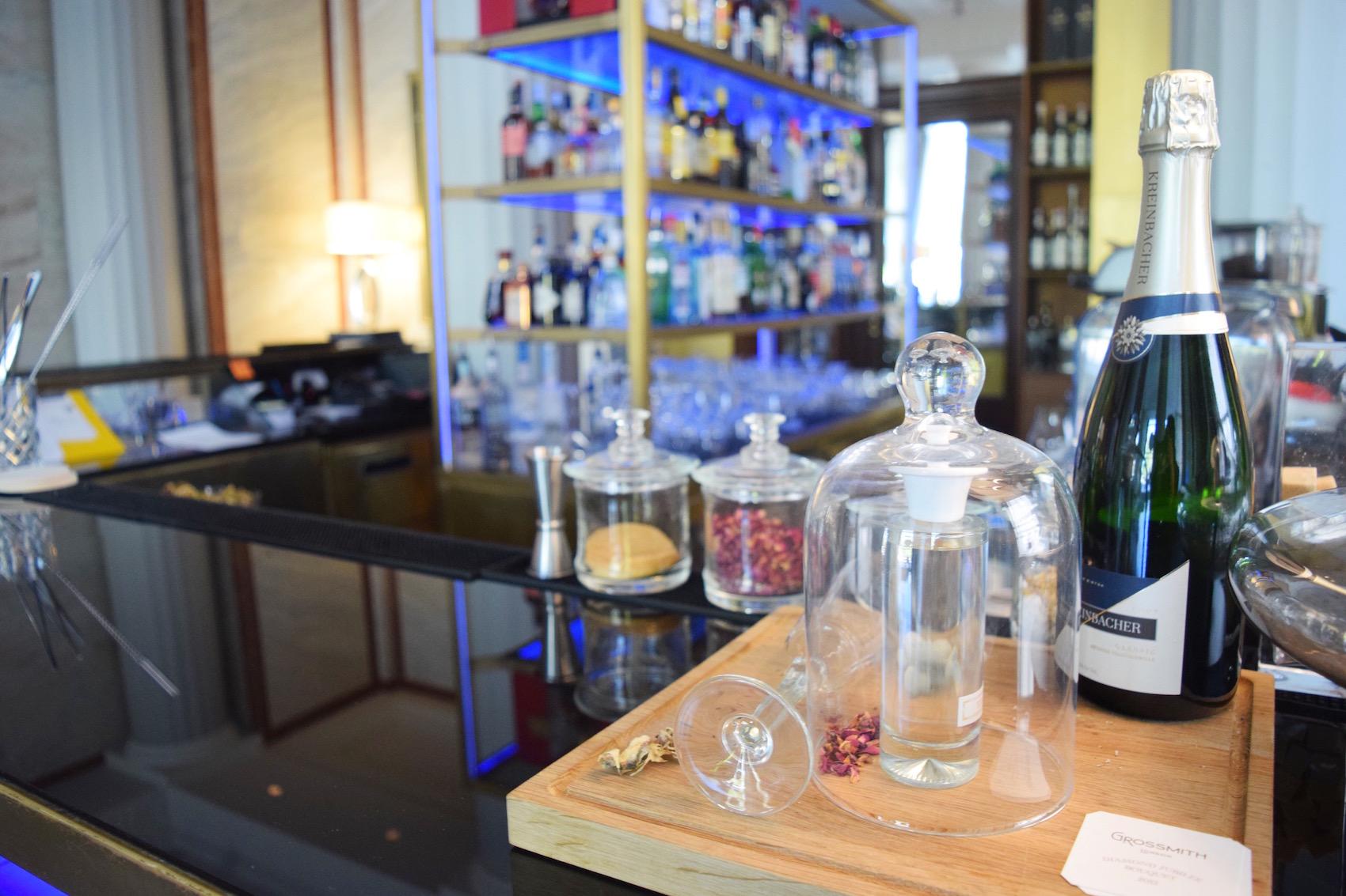 Kupola Bar   Ritz-Carlton Budapest