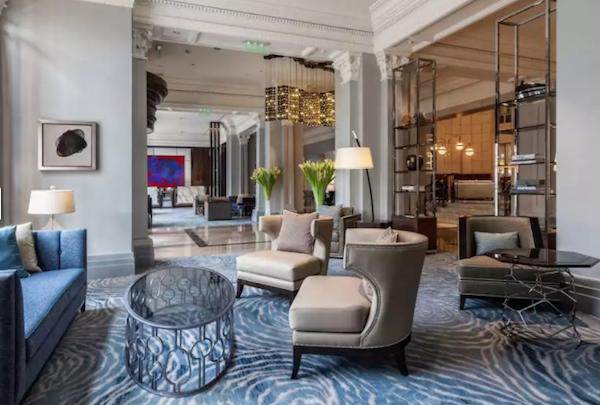 Lobby   Ritz-Carlton Budapest