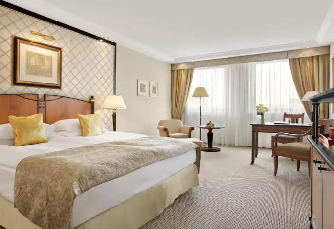 Room   Kempinski Budapest