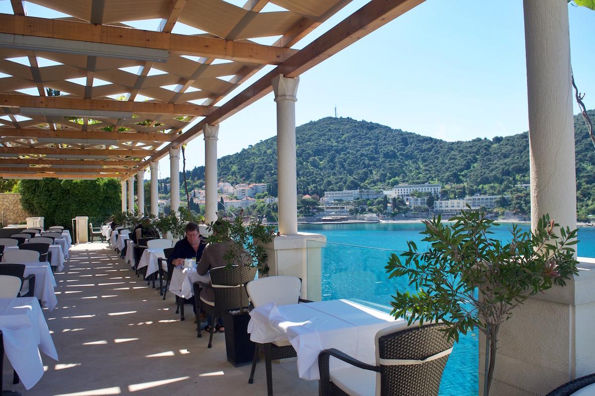 Restaurant   Hotel More Dubrovnik