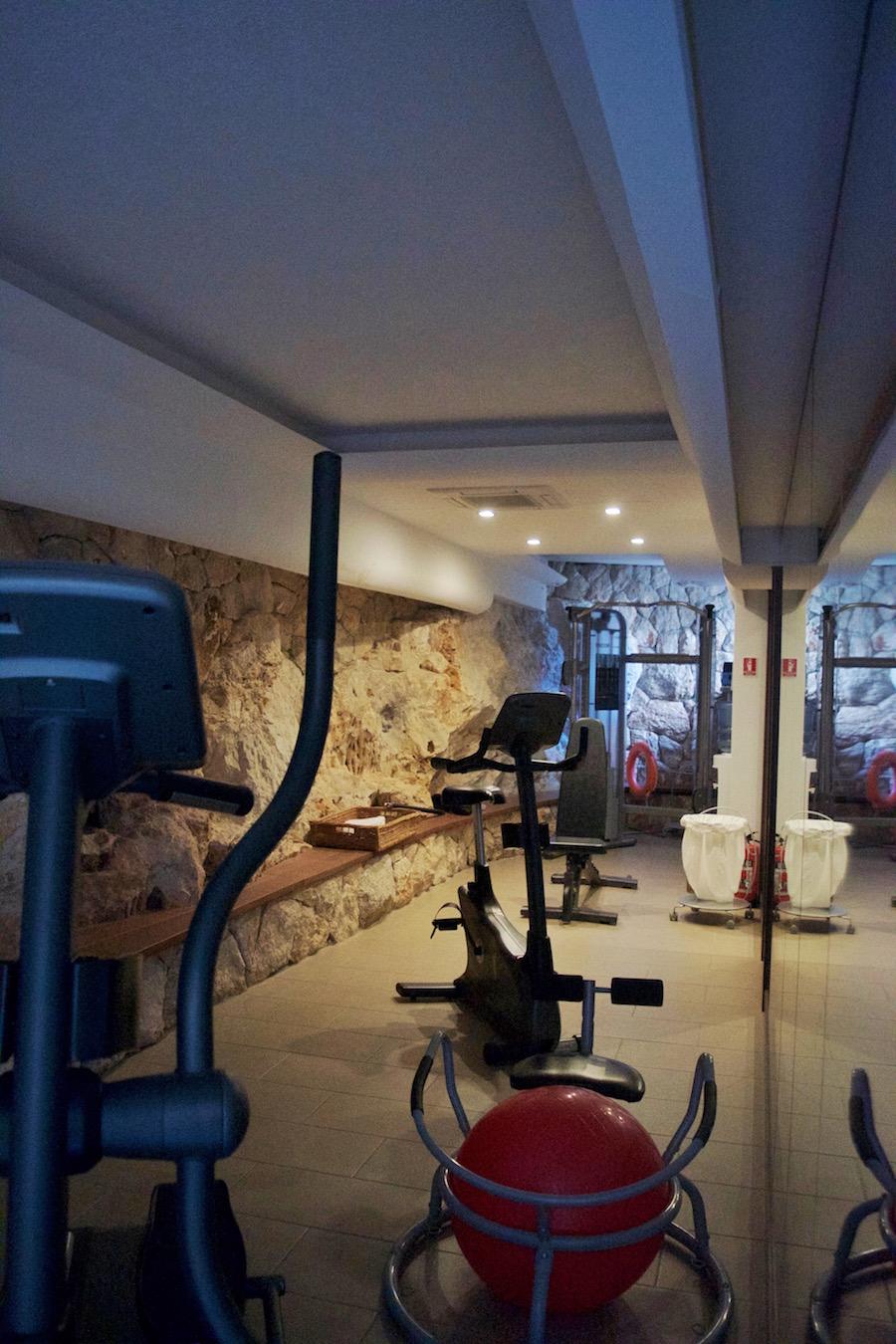 Gym   Hotel More Dubrovnik