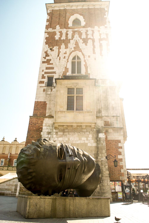 Climb the Town Hall Tower Krakow