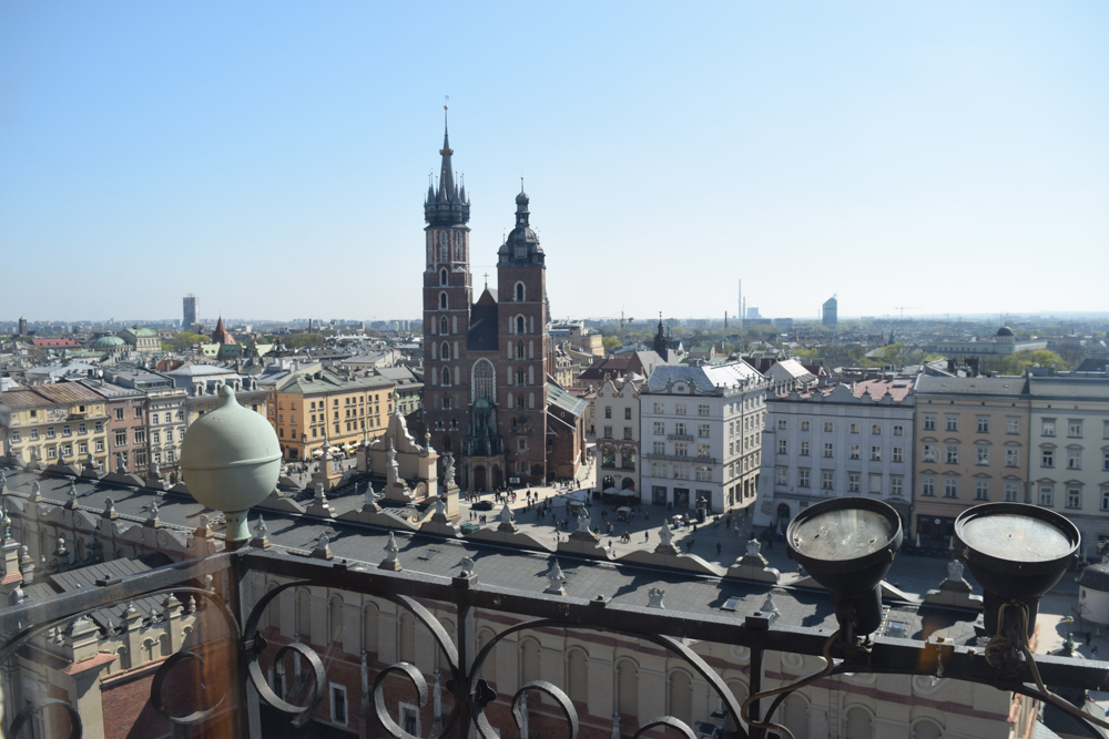 Views from Town Hall Tower