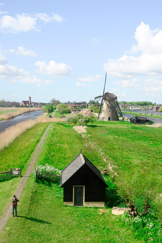 Kinderdijk to Amsterdam