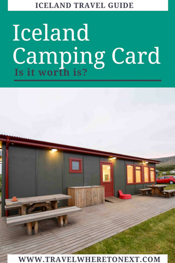 Camping in Iceland can be overwhelming. Read on to find out more about the Iceland Camping card and if you should get it.