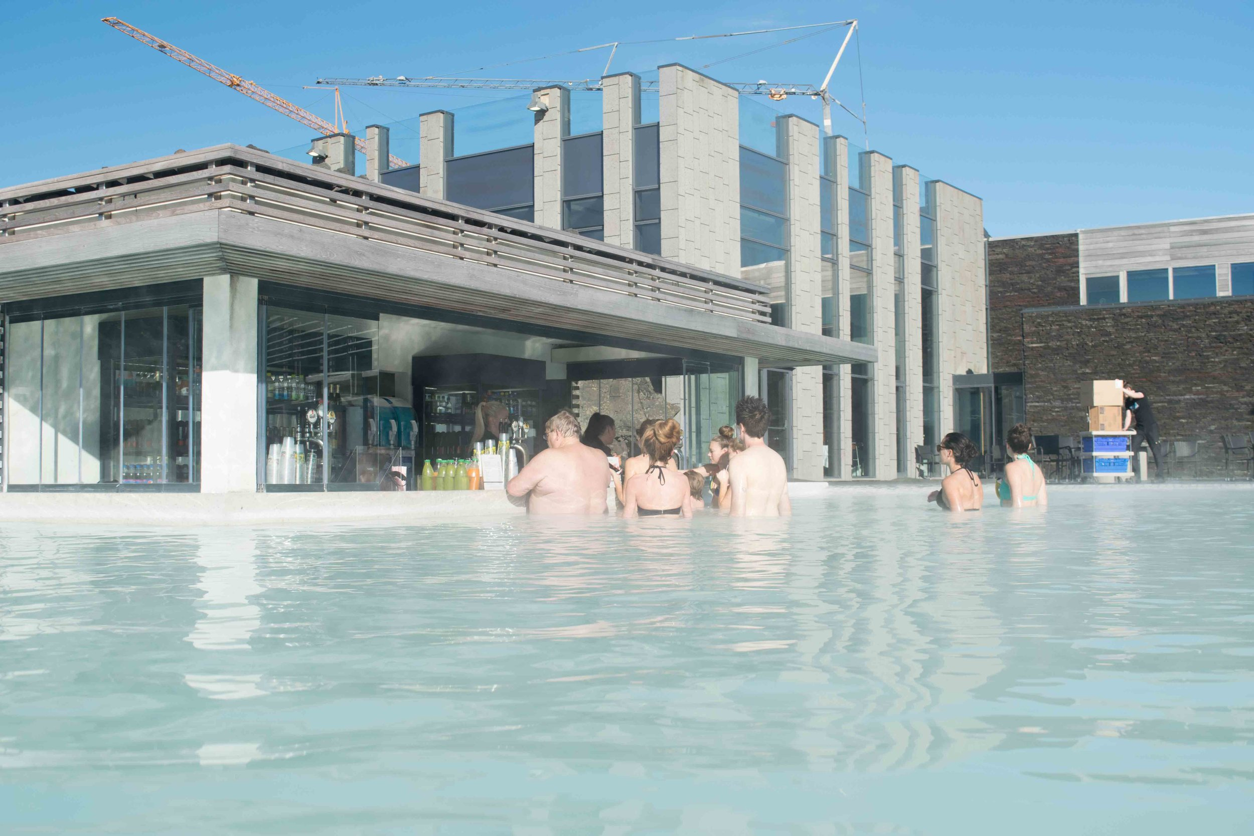 If you were thinking about skipping the Blue Lagoon while in Iceland I suggest you reconsider.