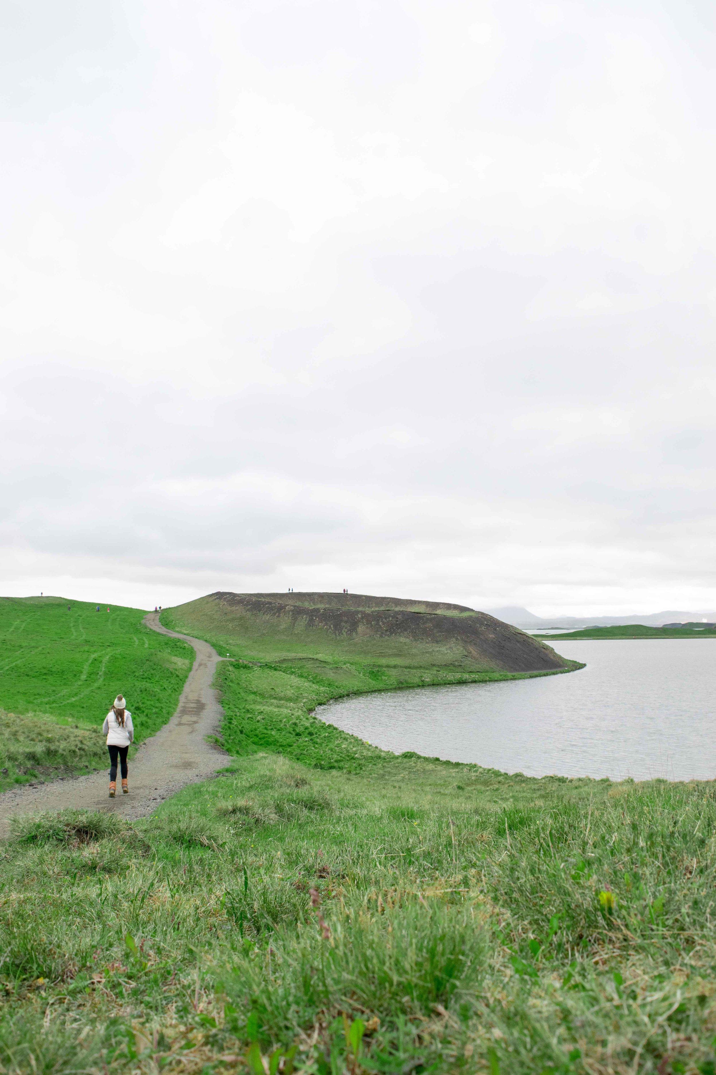Skútustaðagígar craters