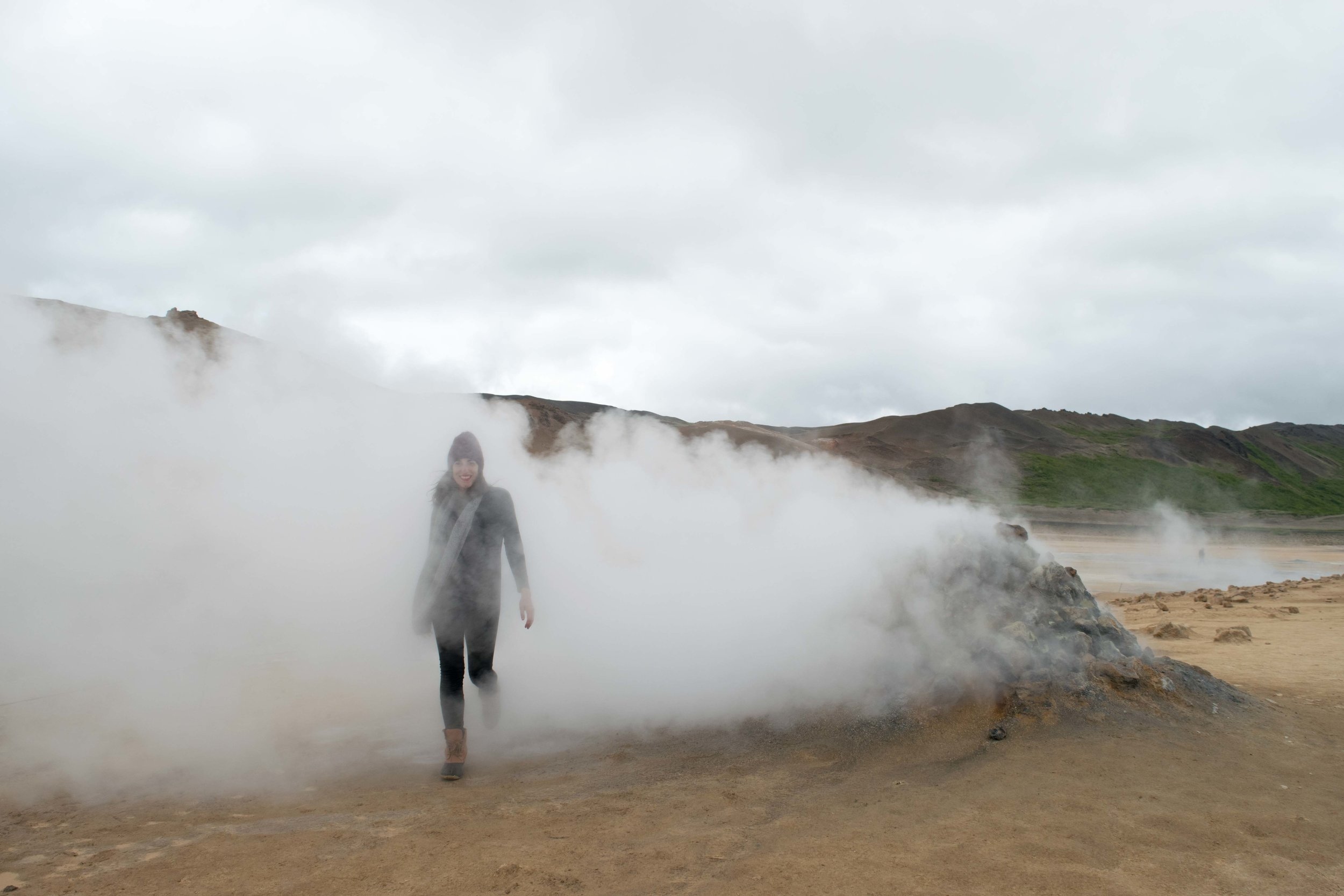 Namaskard in Iceland