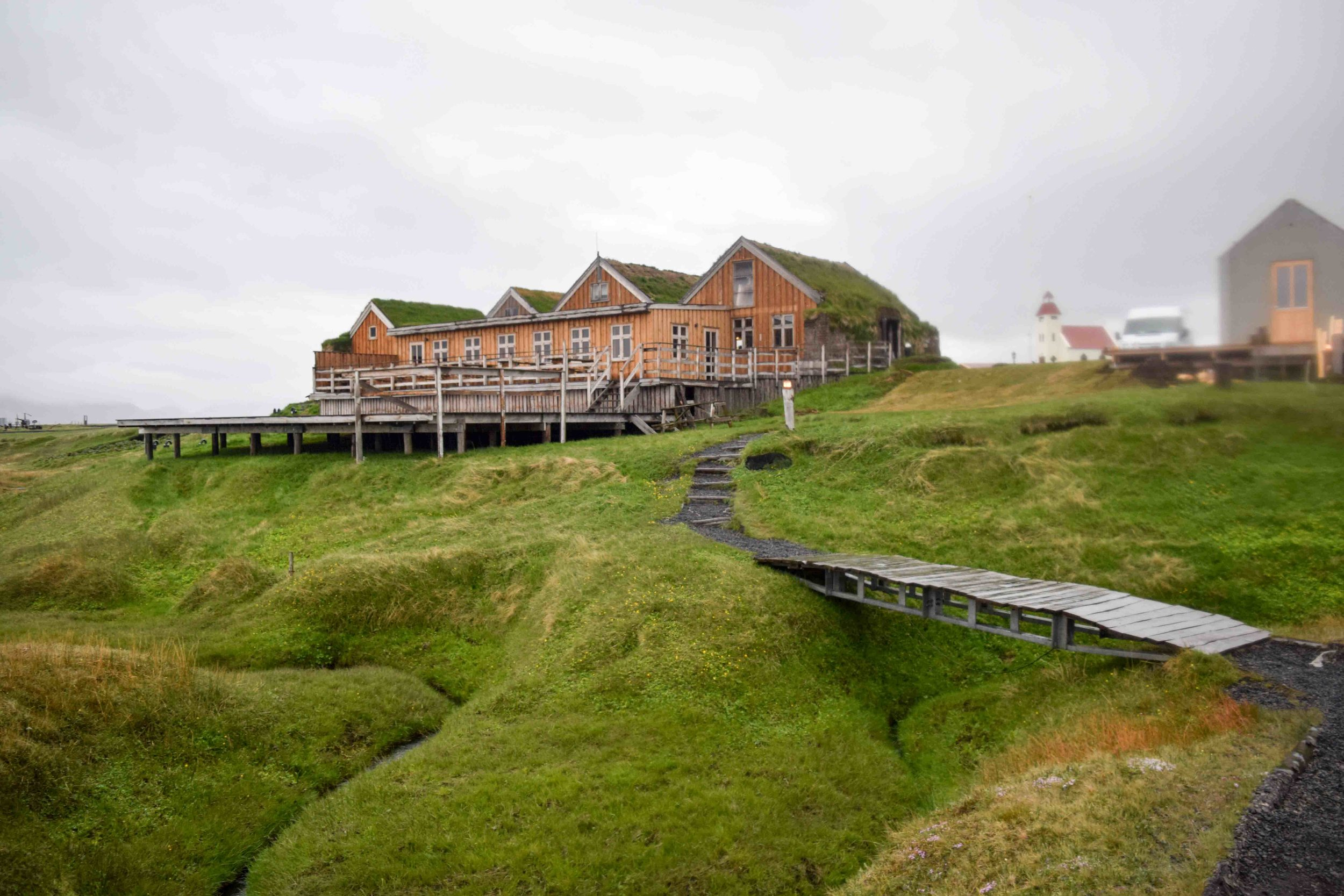One of the best camp sites in Iceland