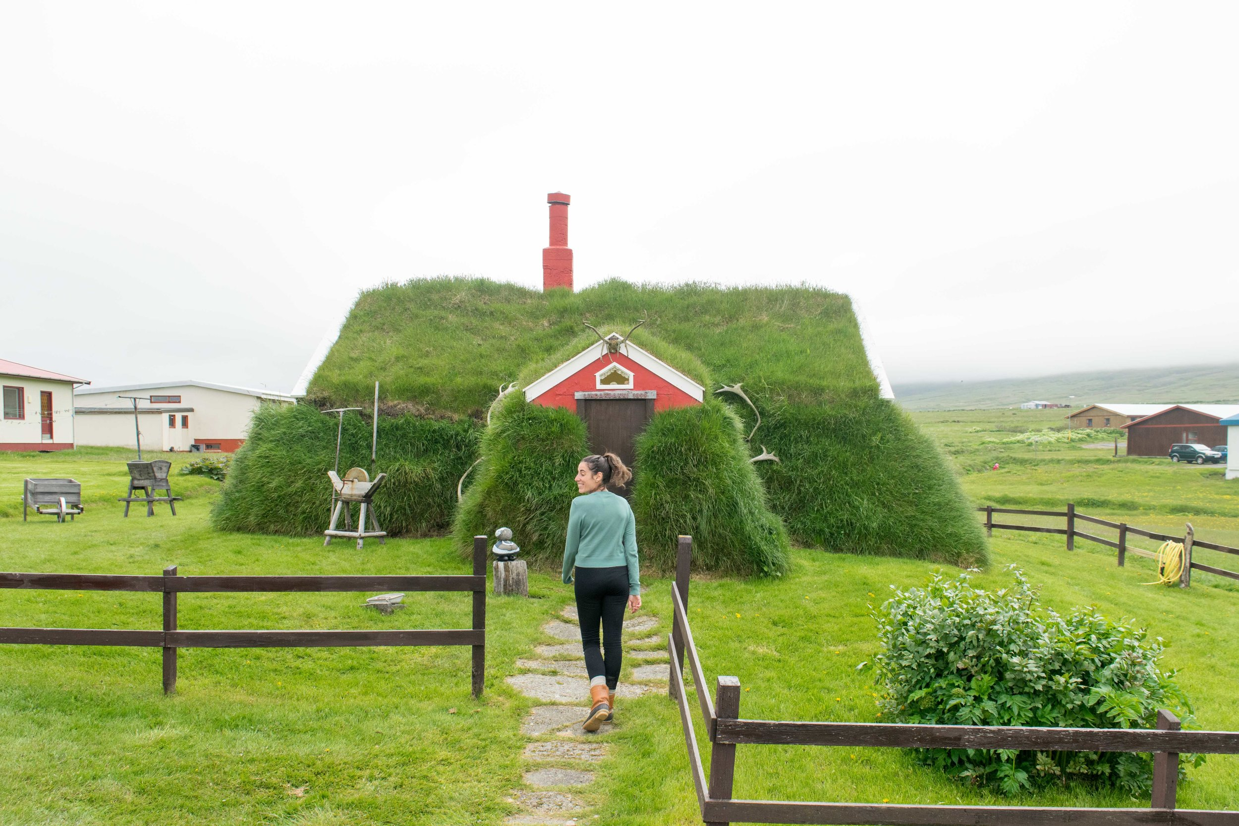 Cutest towns in Iceland