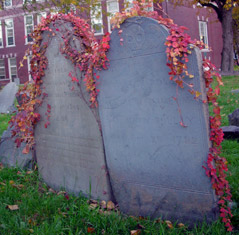 Named after shoemaker William Copp, Copp's Hill Burying Ground is the final resting place and cemetery of merchants, artisans and craft people who lived in the North End. -