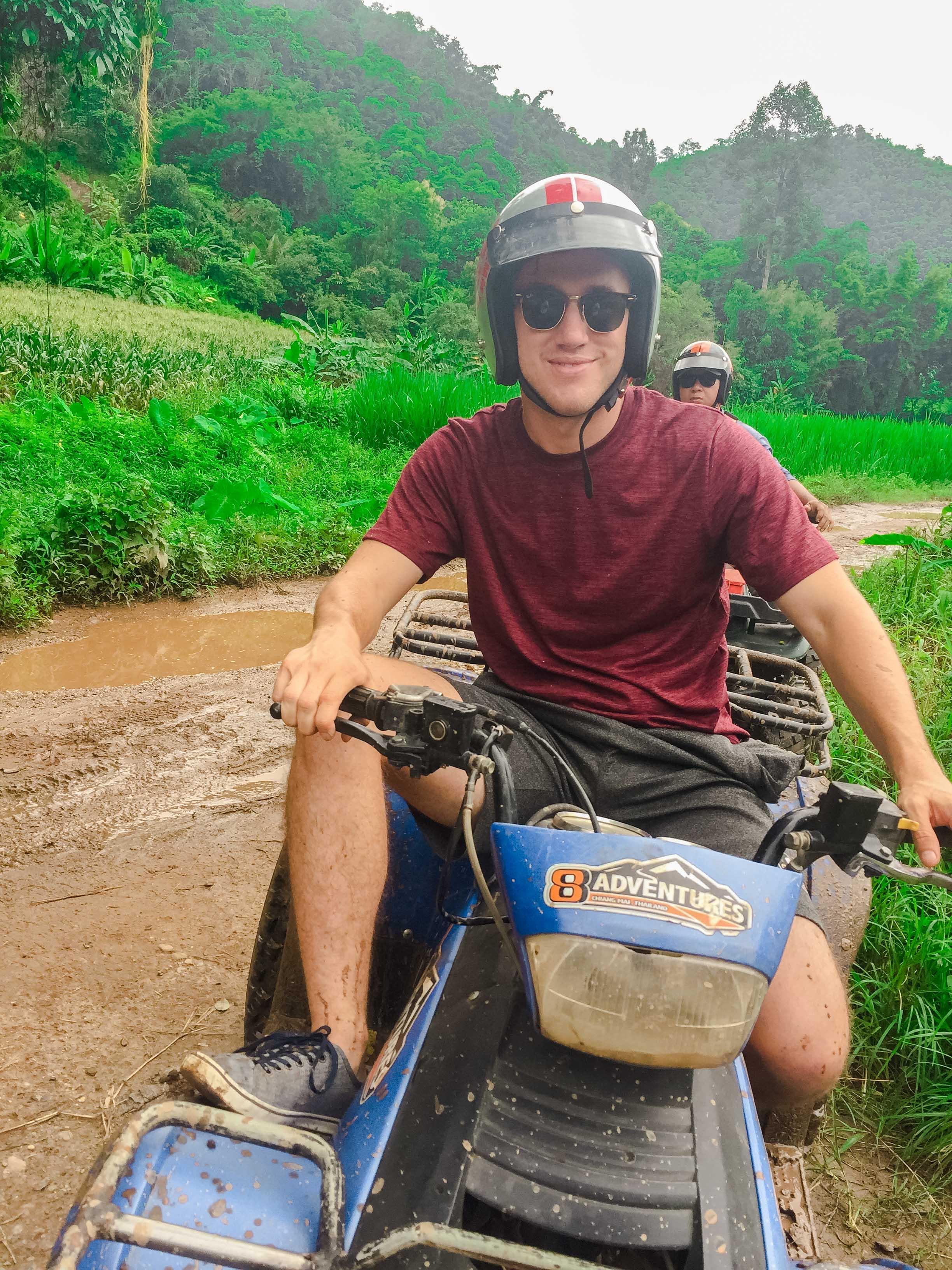 ATV Tour in Chiang Mai Thailand