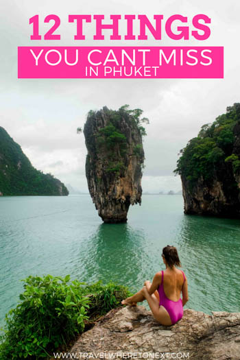 There is so much to do in Phuket it may be hard to choose. Here are the top things to do while visiting the best island in Thailand!