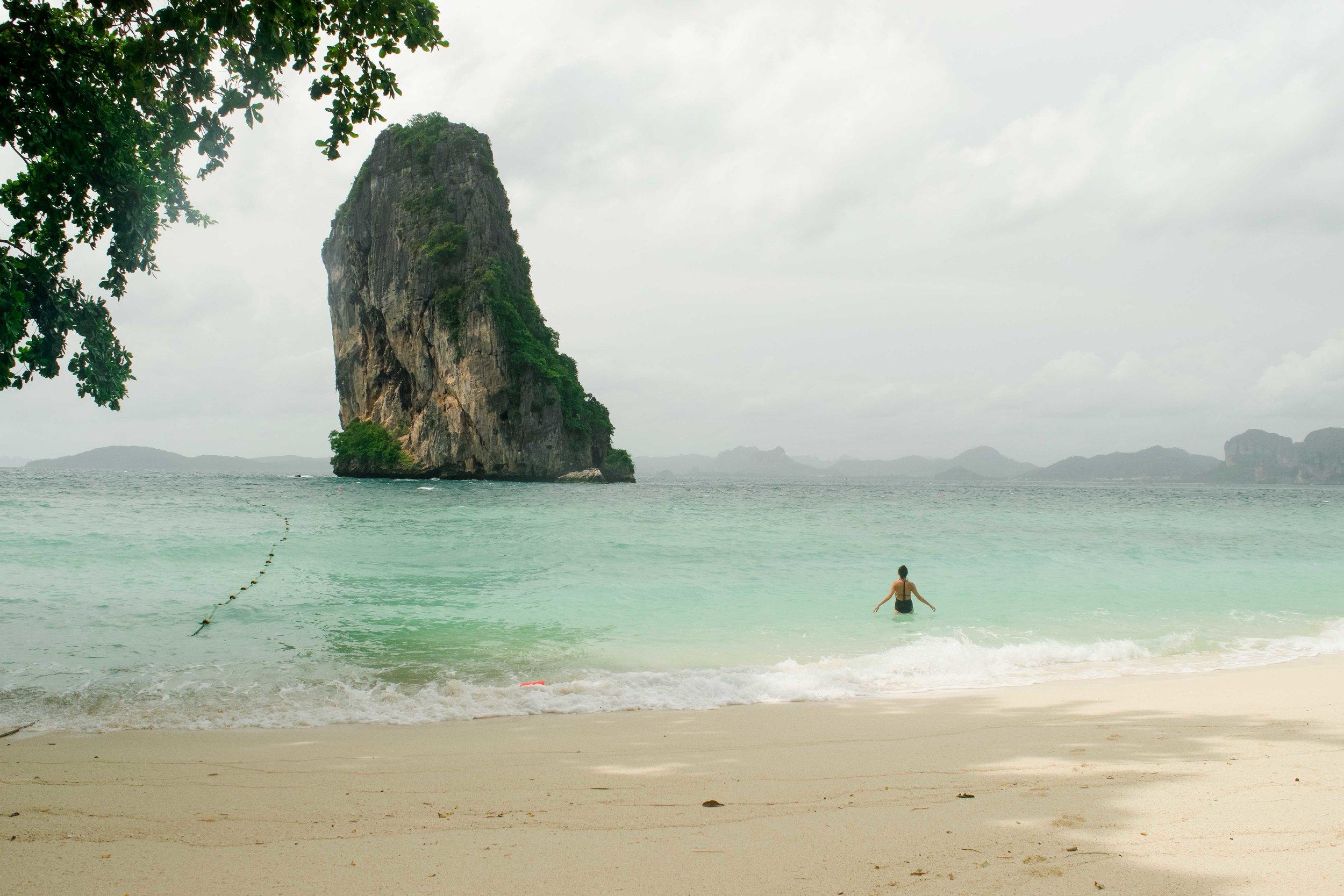 One of the best islands in all of Thailand - Poda Island near Krabi