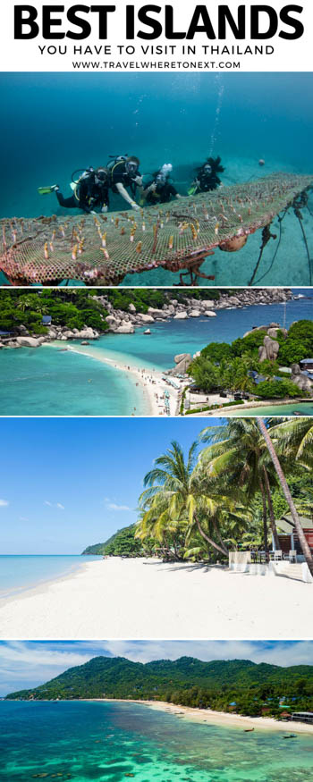 Thailand has so many islands to choose from and you may want to consider Island hopping on your next vacation there. So which islands should you visit? Which one has the best beaches and activities? Here is a full guide you have to read!
