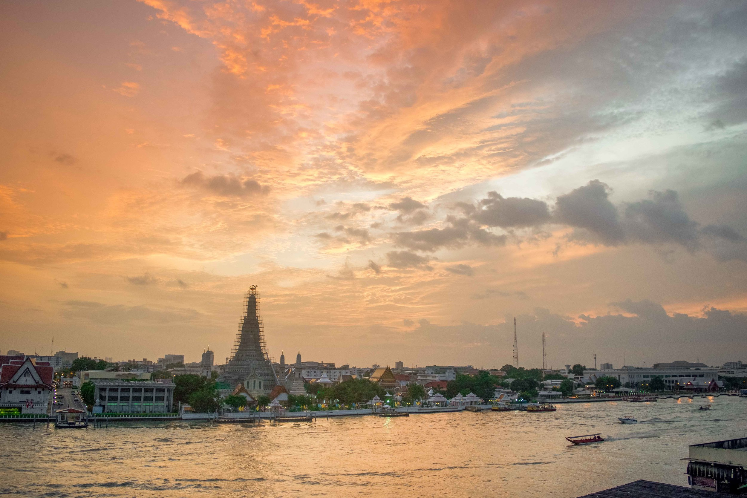 Wat Arun is one of the best temples in Bangkok Thailand