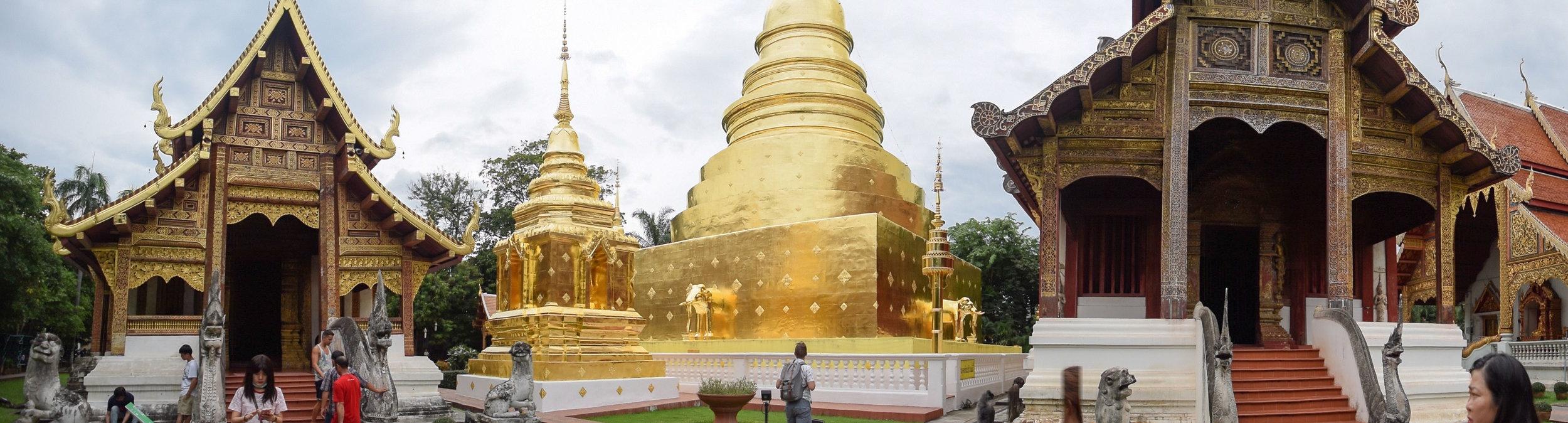 When to visit Bangkok Thailand