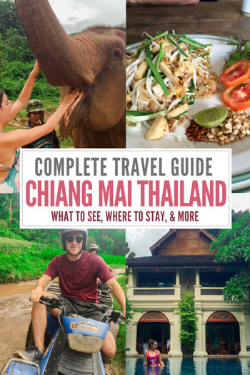 Have questions on traveling to Chiang Mai Thailand? Not sure what hotel is best in Chiang Mai. Or what the best things to do in Chiang Mai are.How about just how to get to Chiang Mai. This guide will help you plan your trip to Chiang Mai Thailand so you don't miss a thing!