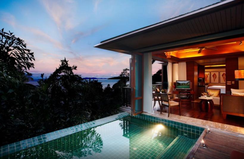 Centara Grand Beach Resortis one of the best resorts in Krabi Thailand