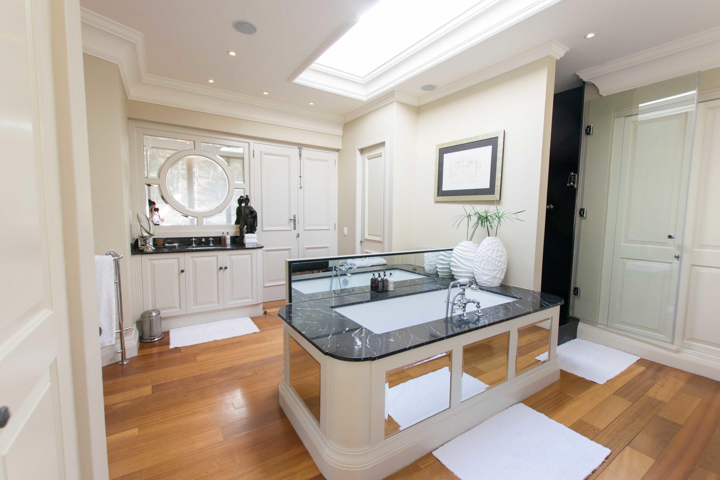 Bathroom at 21 Nettleton