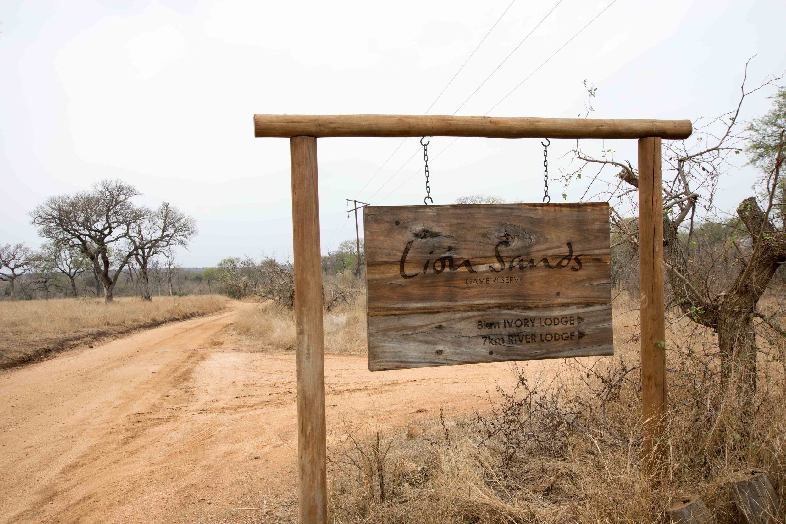 How to get to Lion Sands Ivory Lodge - is it easy to drive to Lion Sands Ivory Lodge?