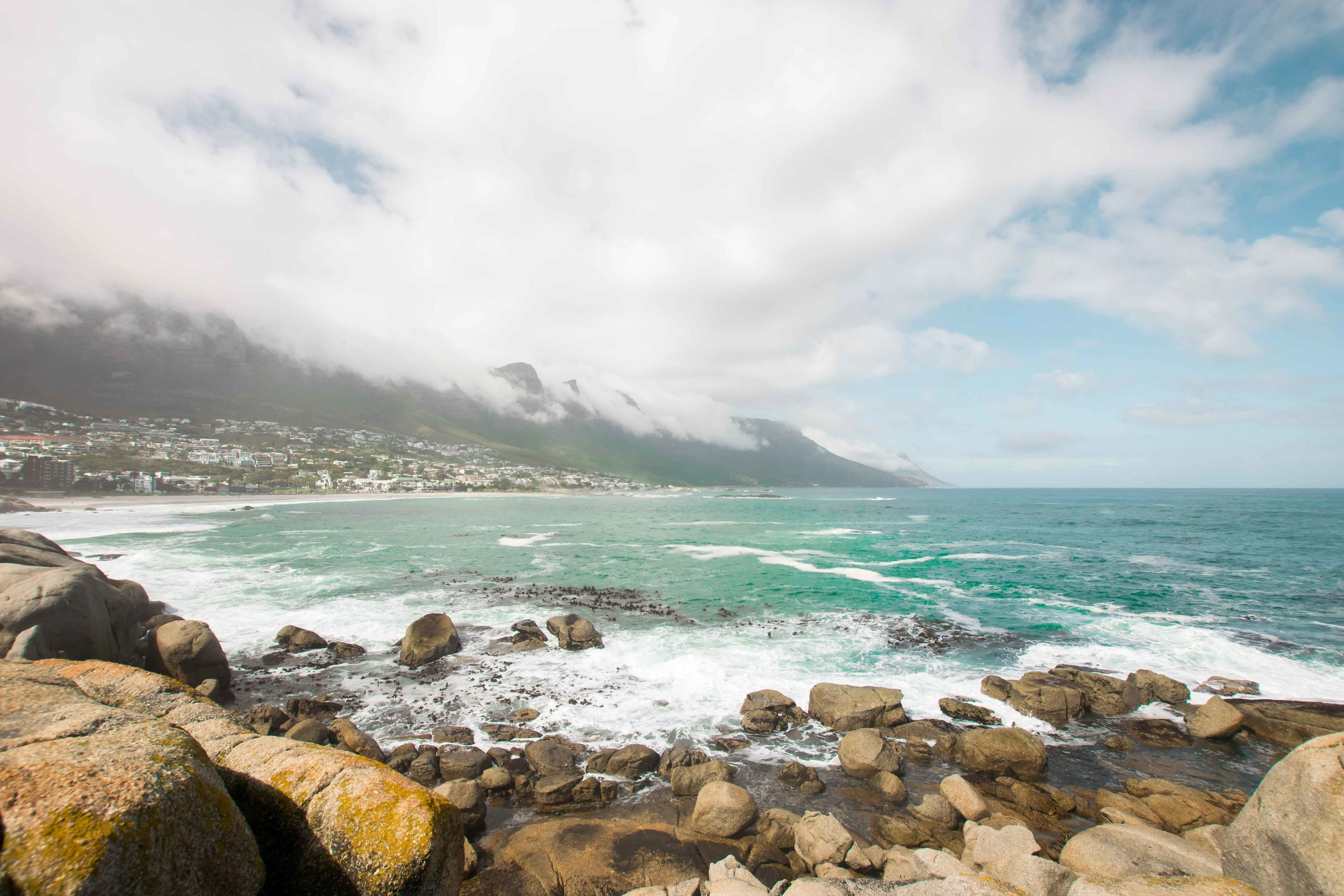 Check out as many of Cape Town's awesome beaches as you can. They are all beautiful!