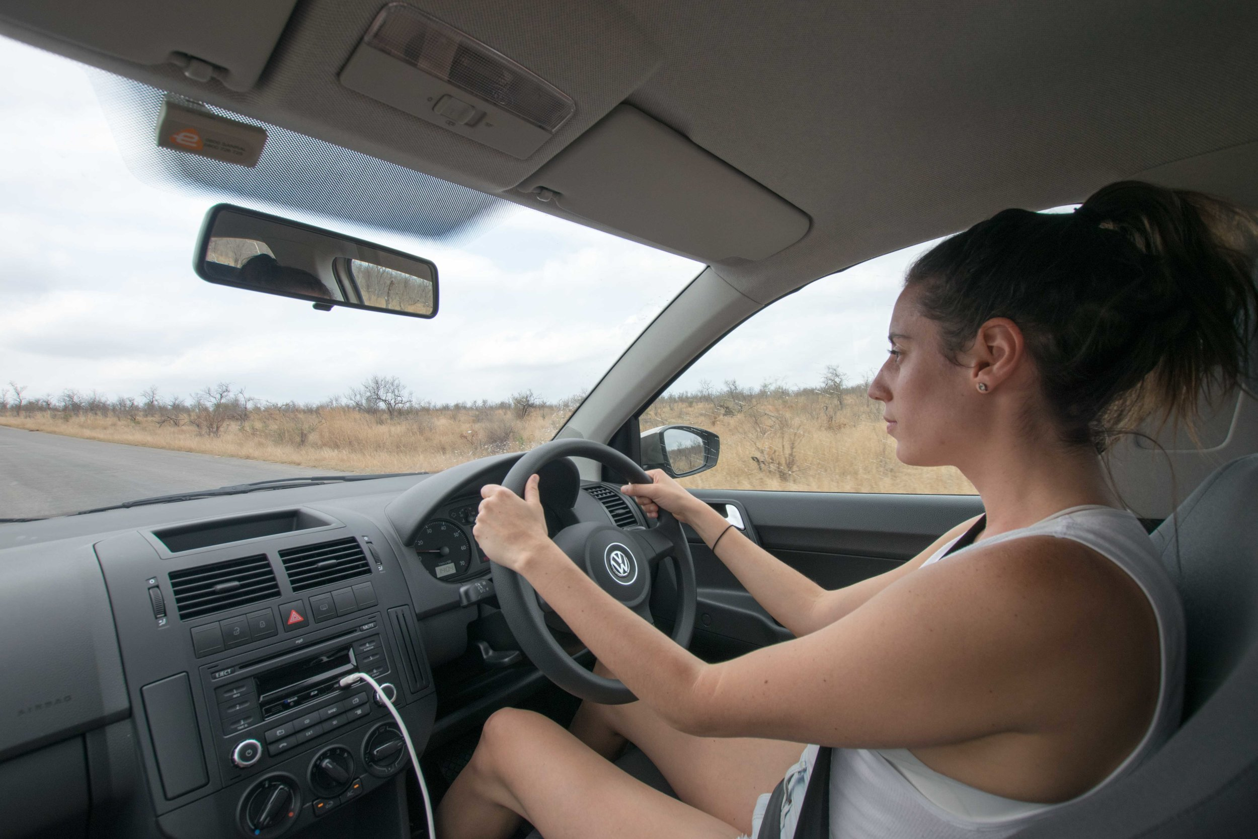 What it is like driving through Kruger National park on your own