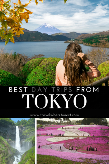 Heading to Tokyo soon? There are great day trips you have to take! Check out this article for all your Japan planning.
