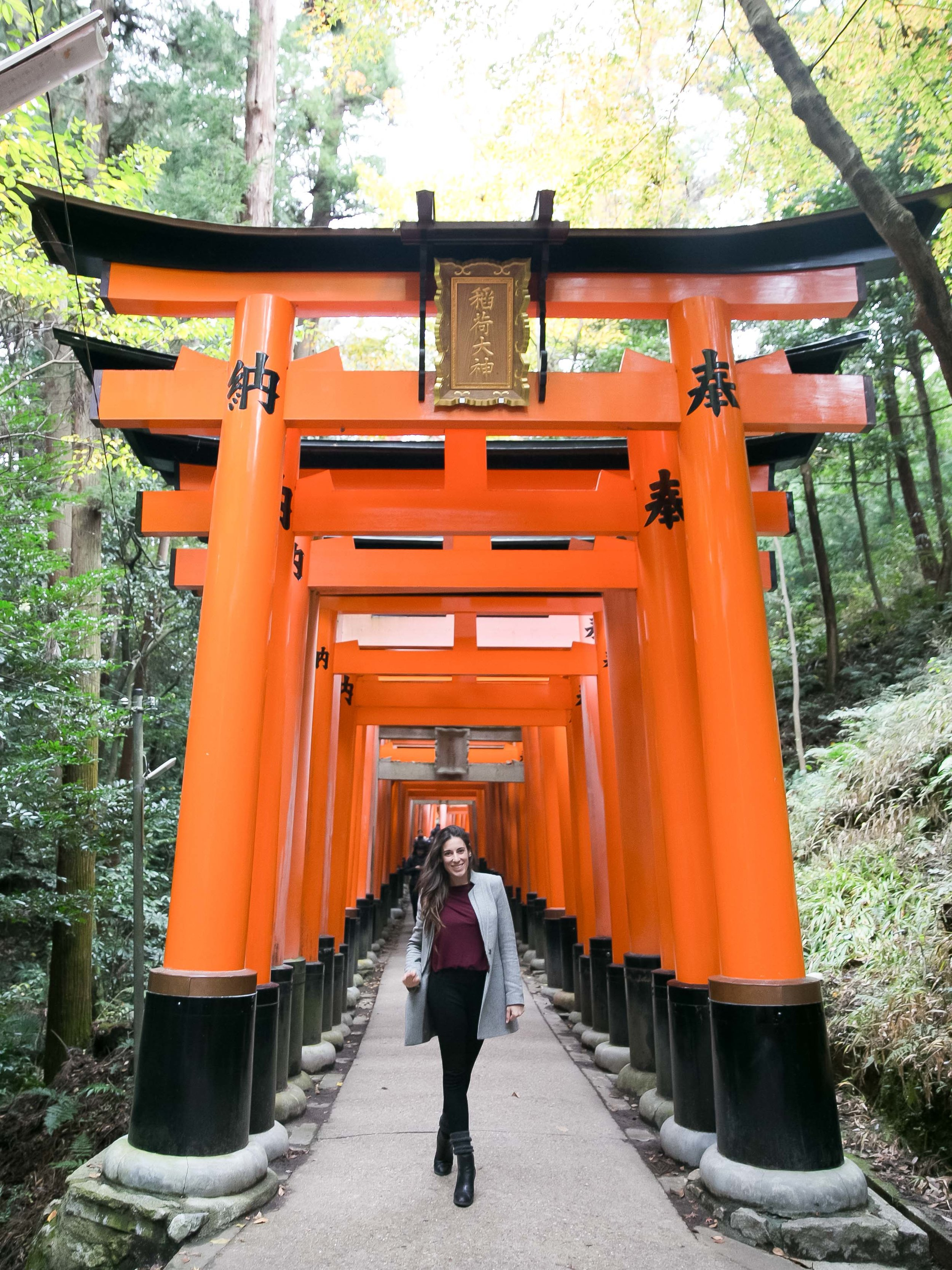 One of the top things you can not miss in Kyoto is Fushimi Inari