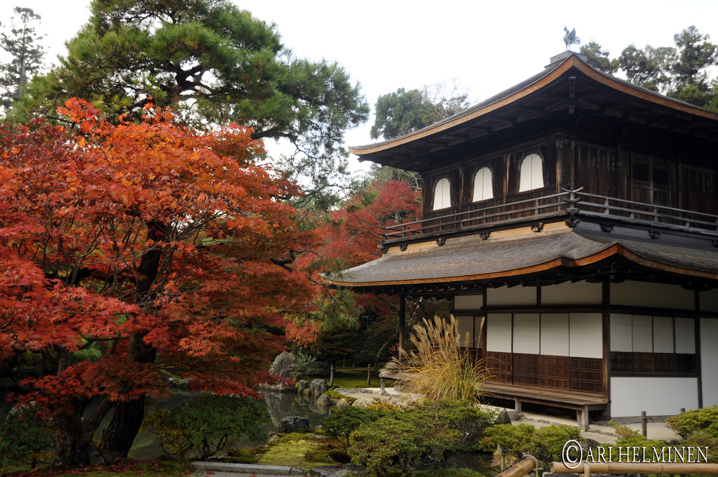 One of the top things you can not miss in Kyoto is Ginkaku-Ji