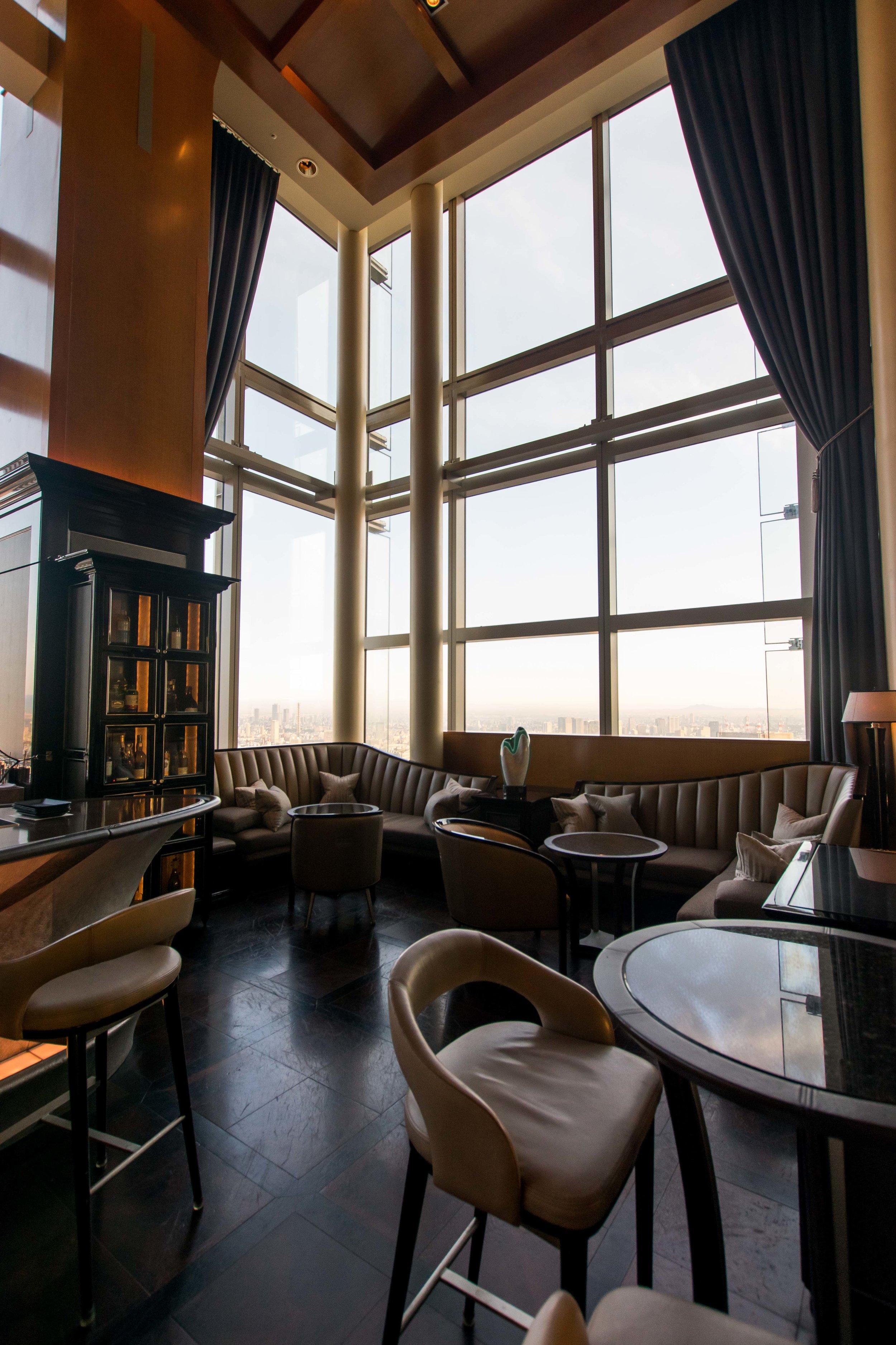 Main bar The Ritz-Carlton Tokyo
