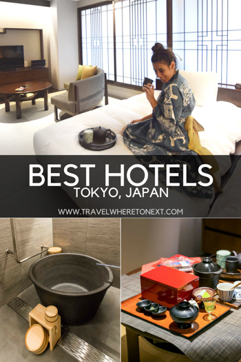 Not sure if where to stay in Tokyo? Read on to find out why Hotel Rymeikan is one of the best hotels in Tokyo and why you should look into staying here if you want a traditional japanese experience.