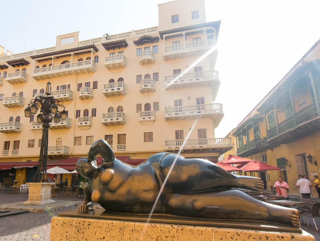 Plaza Santa Domingo