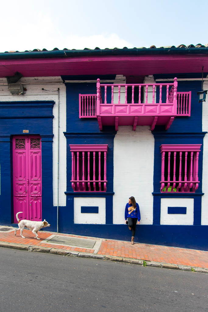 Why you should head to Colombia asap? Well it's pretty colorful