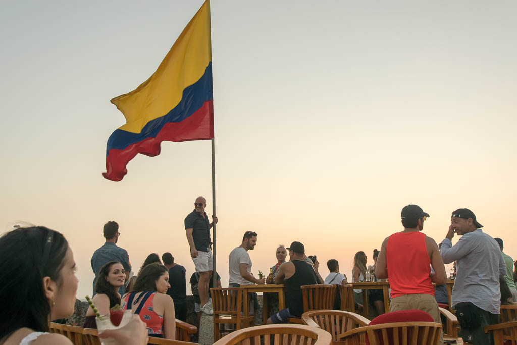 Why you should head to Colombia asap? Sunsets are amazing