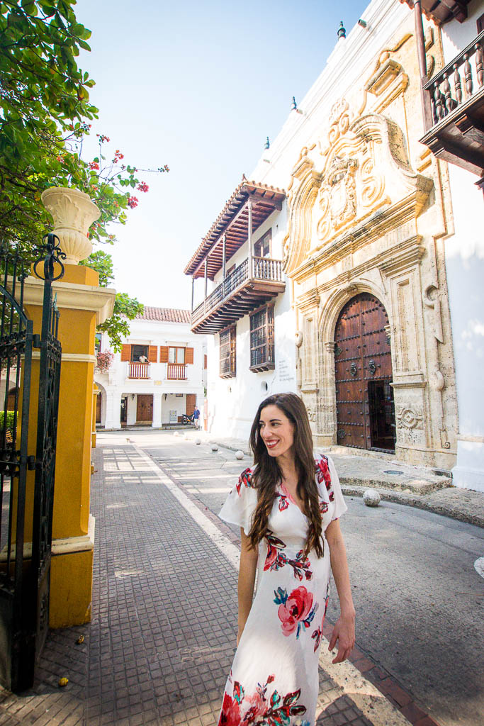 One of the best things to do in Cartagena is visit the palace of inquisition