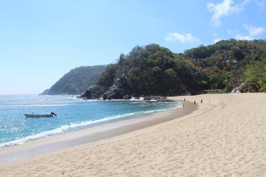 La Boquilla Beach