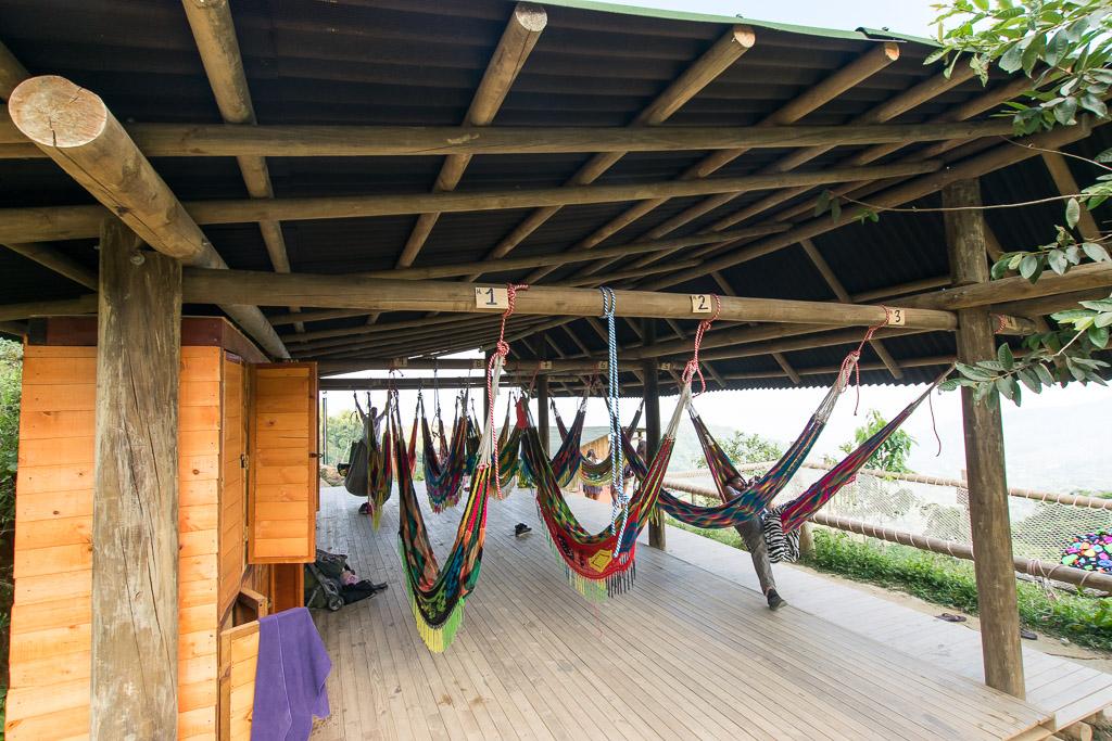 The best hostel in Minca: Casa Elemento