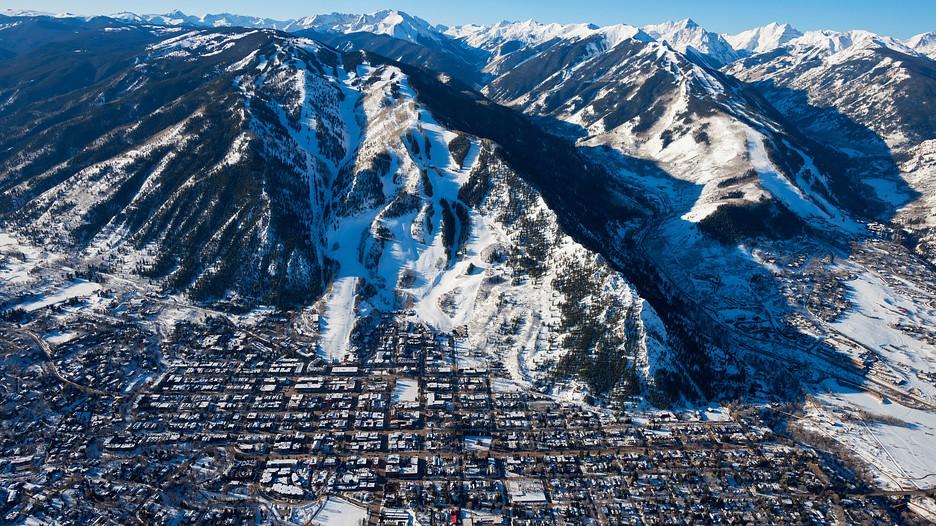 Ski the Four Mountains