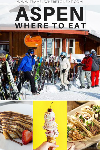 Heading to Aspen soon? Check out where the best places to eat in Aspen are. Including budget meals in Aspen and the best dining experiences in Aspen.