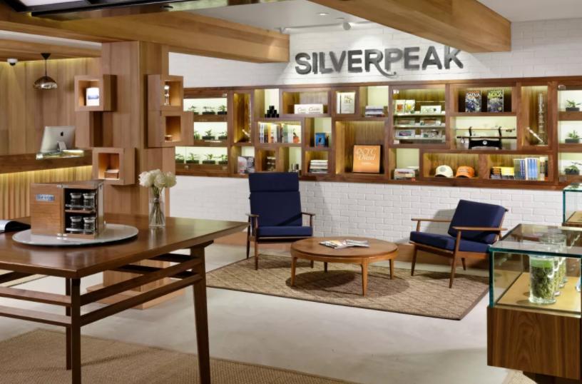 Best dispensary in Aspen - Silver Peak