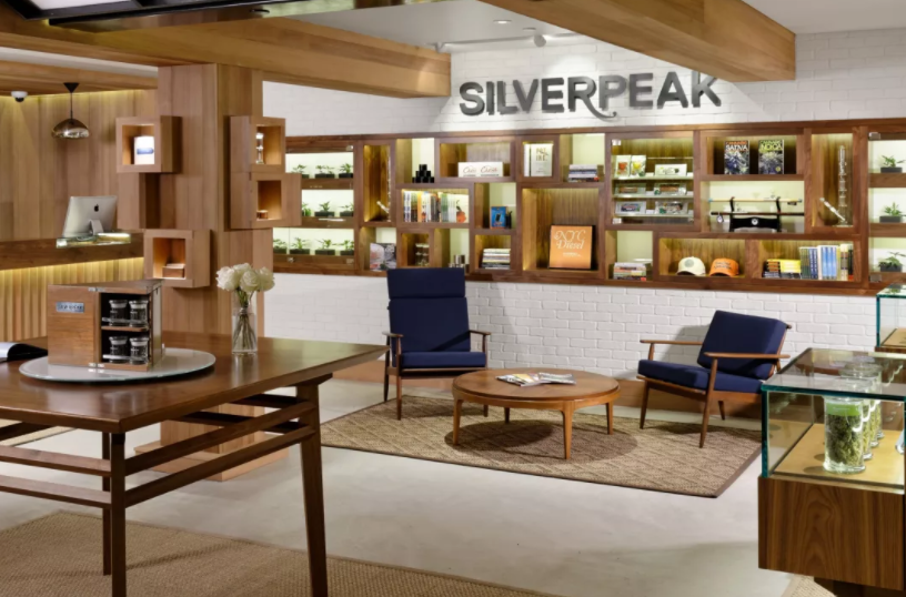 Silverpeak in Aspen is the best dispensary!